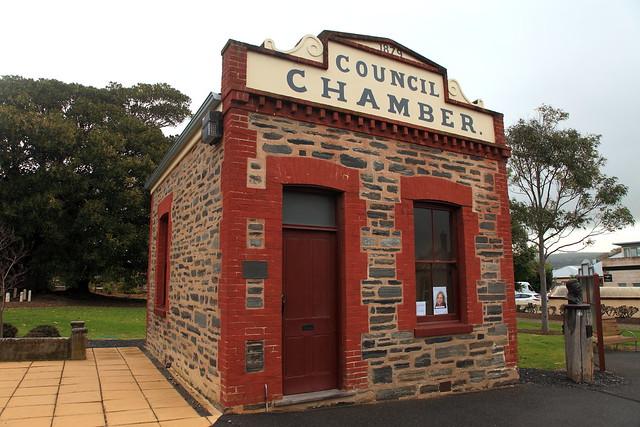 Council Chambers, Port Elliot
