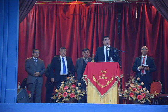 """110 Aniversario """"Avivamiento pentecostal y Formación de la IMPCH"""" – Sector 25"""