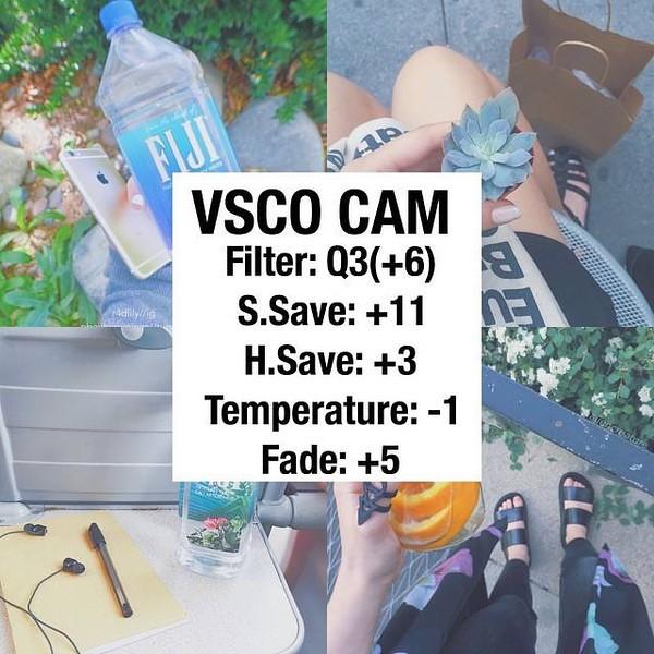 Công Thức Chỉnh Màu Vsco Cam Hot Nhất 2019 Taigame Sq