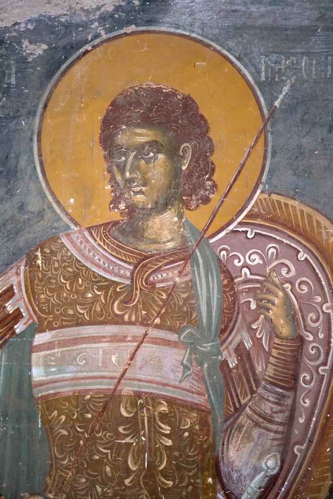 Holy Martyr Cleonic of Amasea