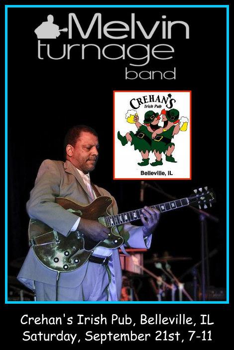 Melvin Turnage Band 9-21-19