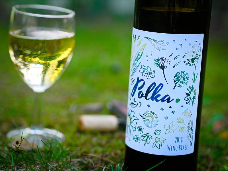 polka 2018 wino białe