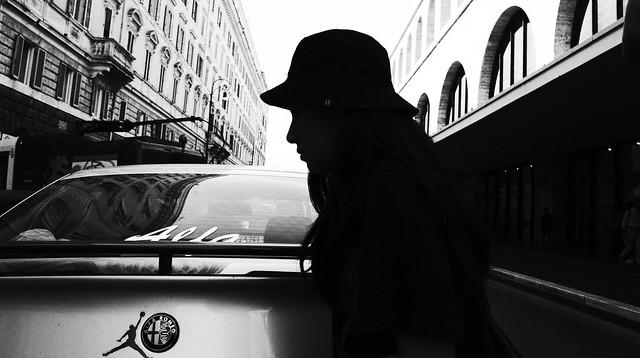Noir city.