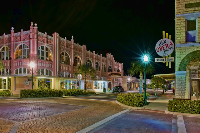 City of Arcadia, Desoto County, Florida, USA