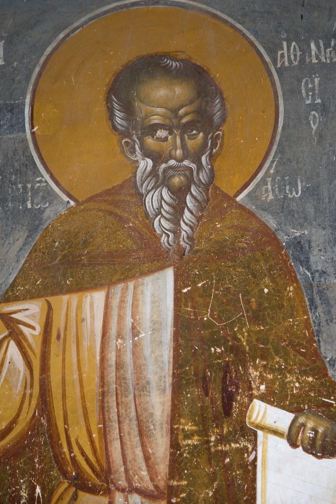 Saint Athanasios of Athos