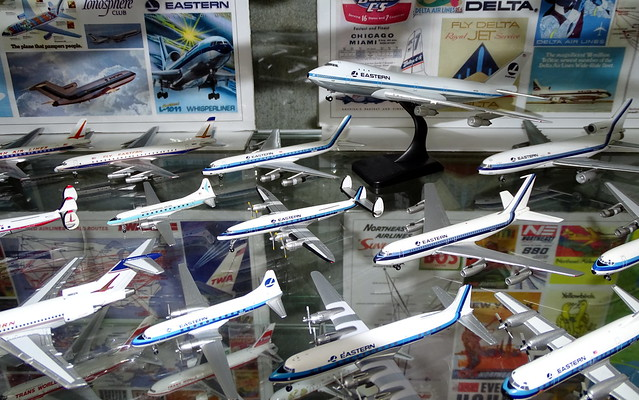 Eastern Air Lines fleet
