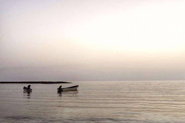 """""""There are always new places to go fishing. For any fisherman, there's always a new place, always a new horizon."""" - Jack Nicklaus Darsait, Muscat, Sultanate of Oman"""