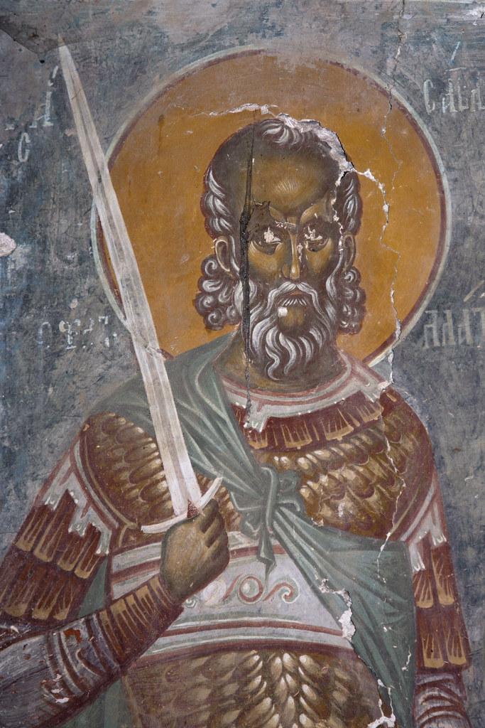 Saint  Sabbas Stratelates