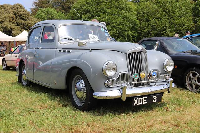 Sunbeam Talbot 90 XDE3