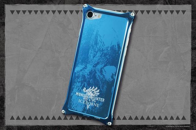 裝備之後能讓砥石磨更快?《魔物獵人世界:ICEBORNE》X GILD design 15週年紀念 iPhone 鋁合金製手機保護殼