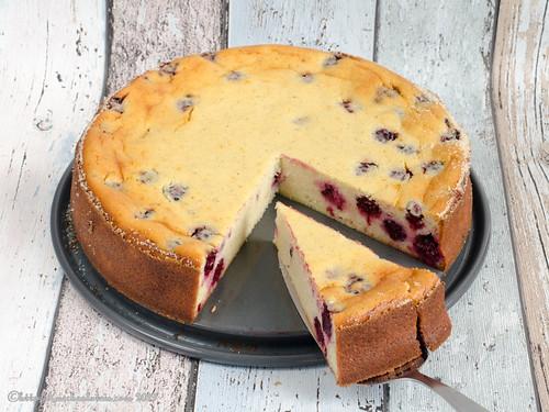 Oma Trudes Brombeer-Grieß-Quark Kuchen (2)