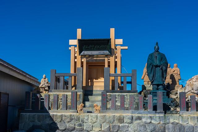 御嶽神社奥社