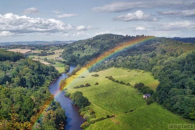 Yat Rock Rainbow