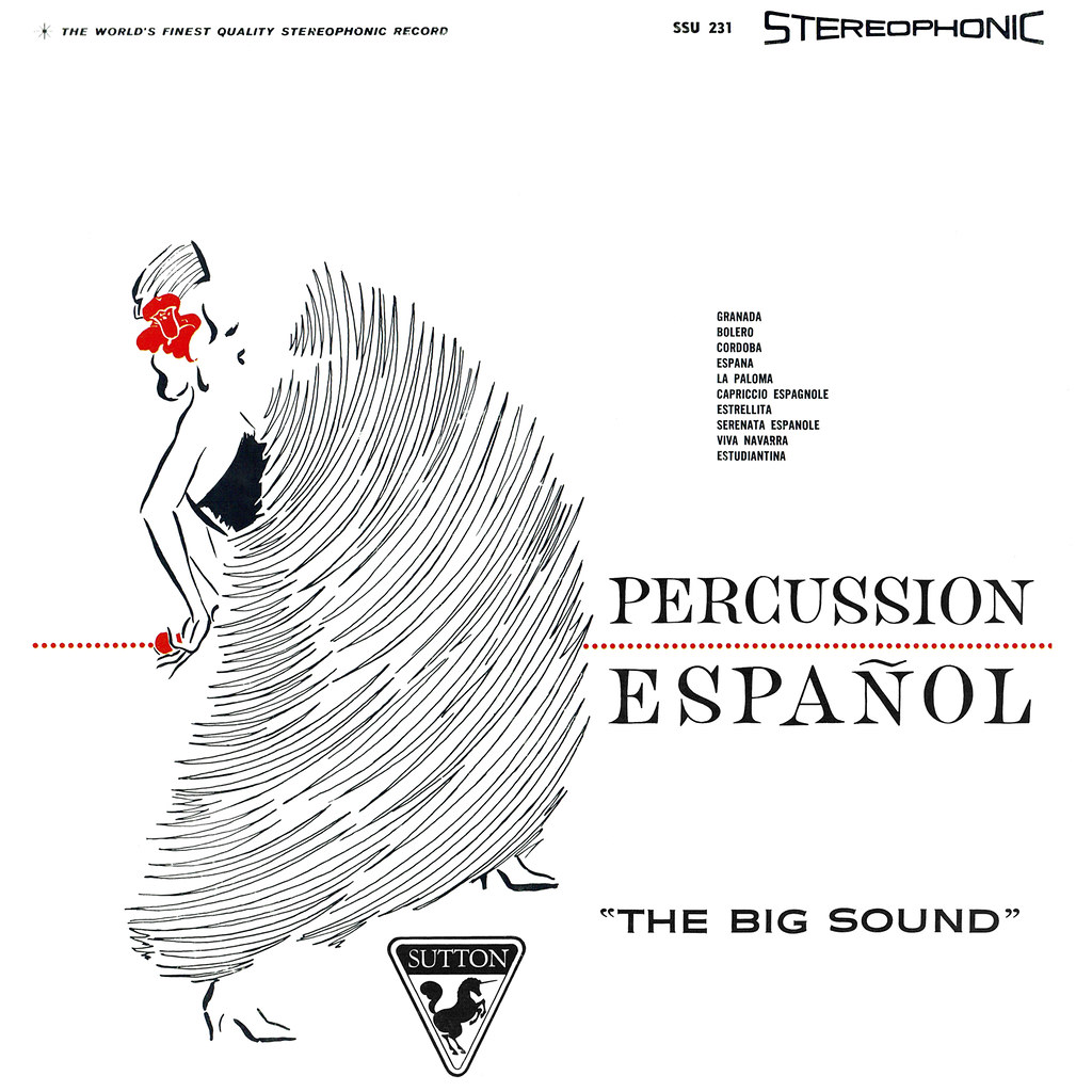 Various Artists - Percussion Espanol
