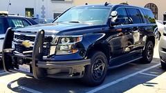 Salinas Police Tahoe