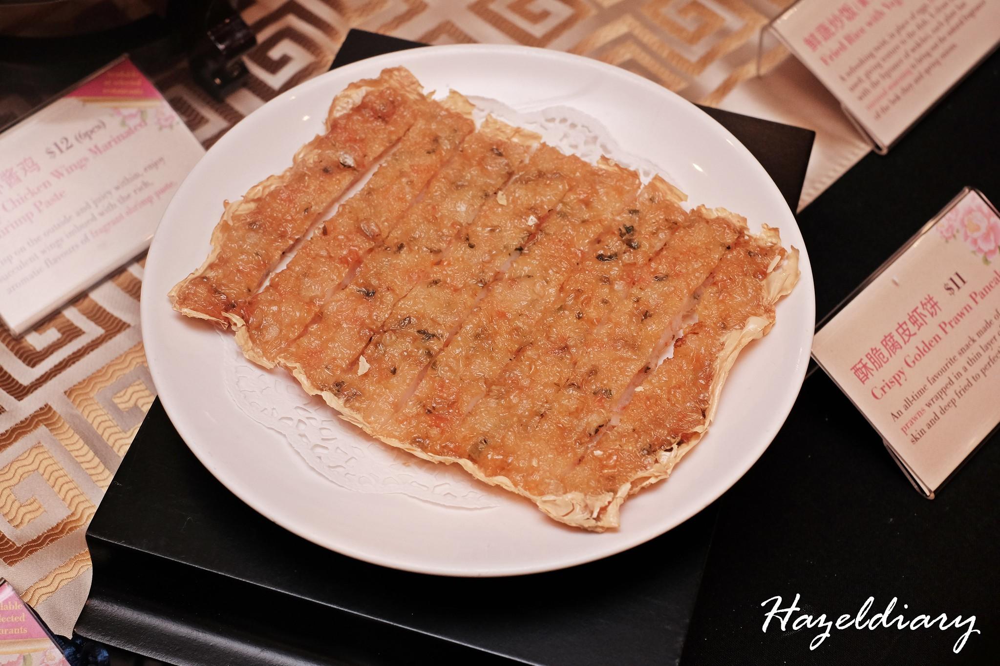 Din Tai Fung-Crispy Prawn Cracker