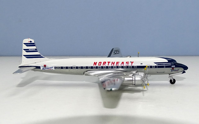 Northeast Airlines Douglas DC-6 N6585C