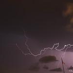10. September 2019 - 20:02 - Fulmini sulle nuvole