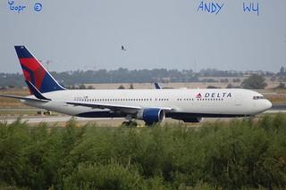 Boeing 767 Delta Airlines (08/10/2019)