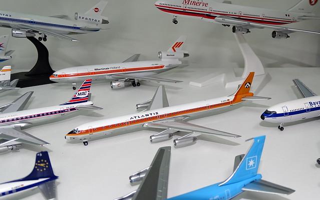 Atlantis Douglas DC-8-63 D-ADIX