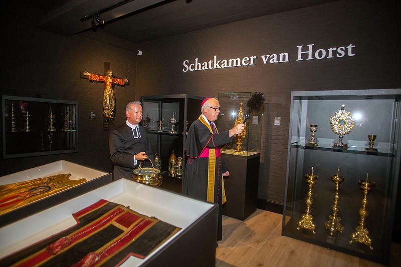 Nieuwe schatkamer Sint-Lambertuskerk in Horst
