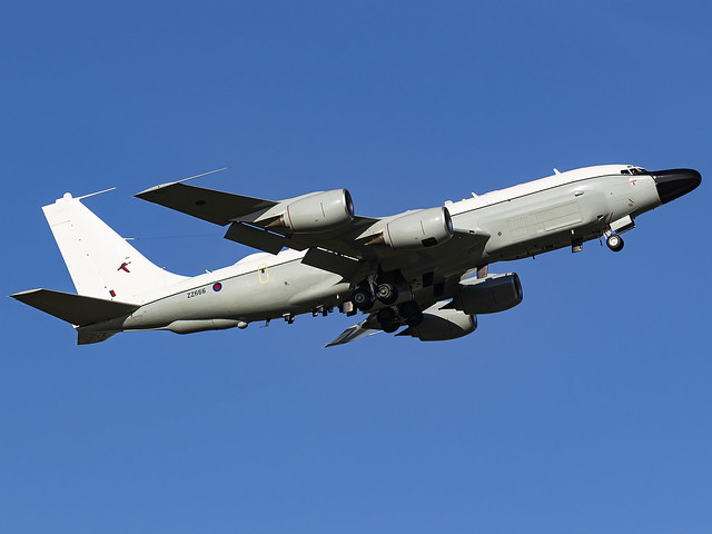 Royal Air Force | Boeing RC-135W | ZZ666