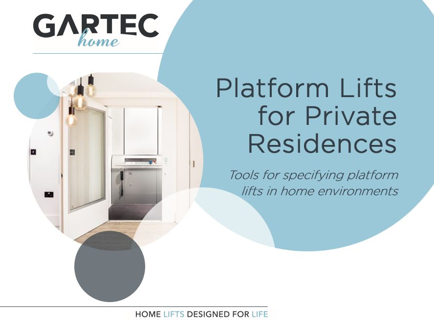 Gartec | Platform Lifts for Private Residences CPD