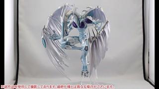 聚集的祈願化作閃爍新星,成為光耀之道吧!AMAKUNI《遊戲王5D'S》星塵龍(スターダスト・ドラゴン)塗裝完成品雕像 原型公開!