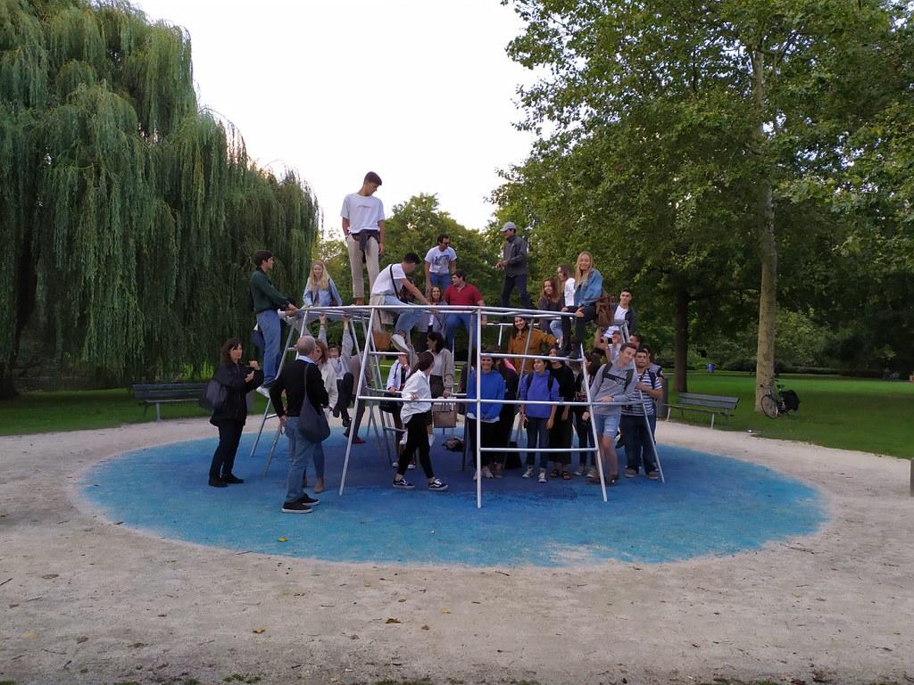 Estancia Académica en Holanda. 3º Arquitectura. 2019-20