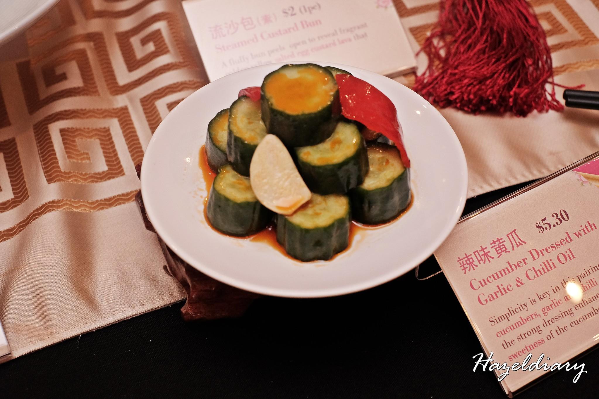 Din Tai Fung-Appetiser-Cucumber