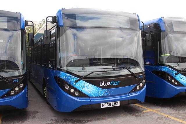 270 HF69CMZ Bluestar