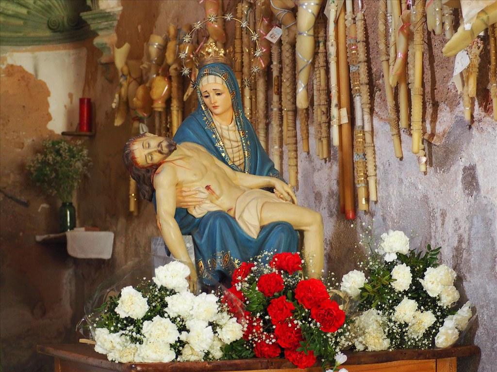 Virgen de los Dolores de Las Salinas 2019