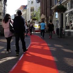 le tapis rouge de Schiedam 500