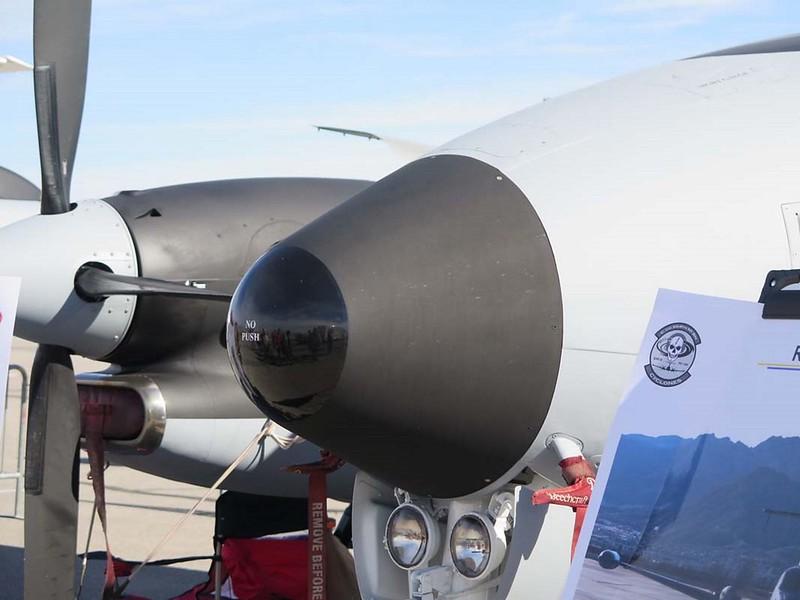 Beechcraft RC-12N Guardrail 2