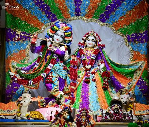 ISKCON Pune NVCC Deity Darshan 17 Sep 2019