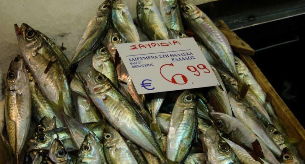 Naar de markt in Thessaloniki | Mooistestedentrips.nl