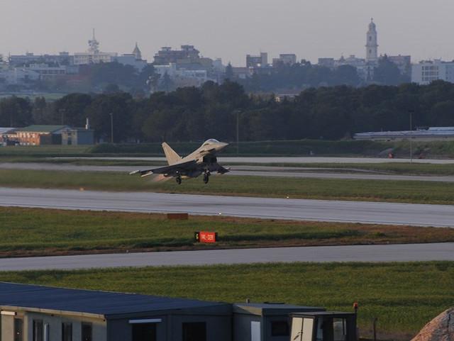 aeroporto militare 36° stormo gioia del colle