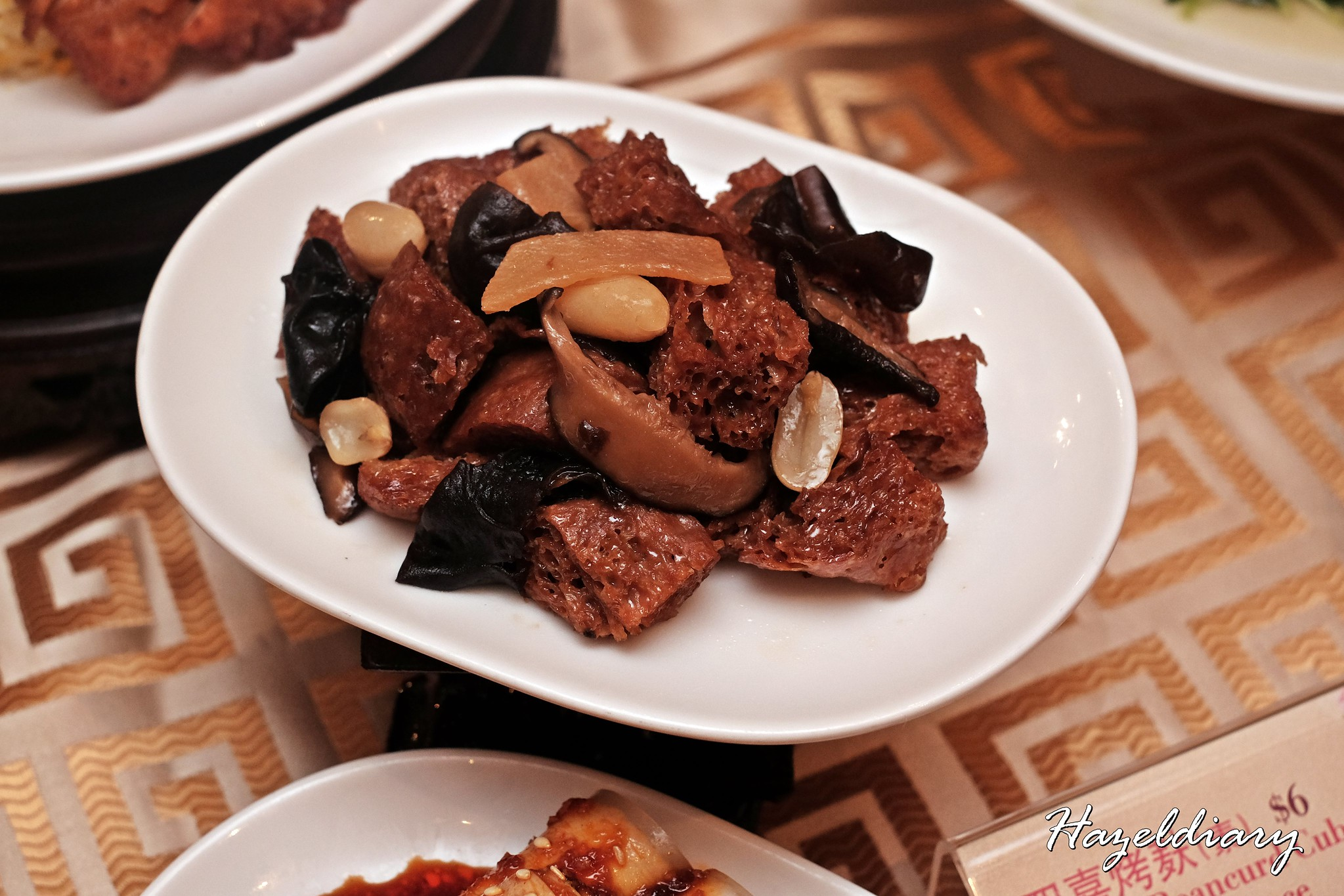 Din Tai Fung-Appetiser-Beancurd Cubes