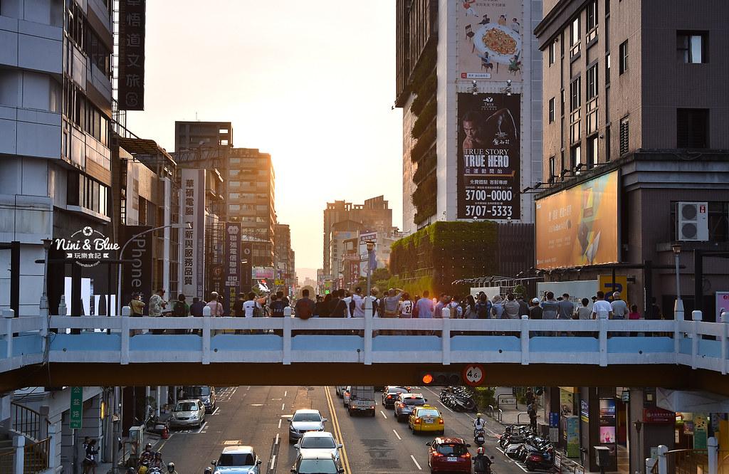 台中懸日曼哈頓公益路必拍美景05