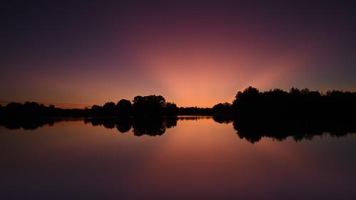 Sunrise - 2, Dinton Pastures