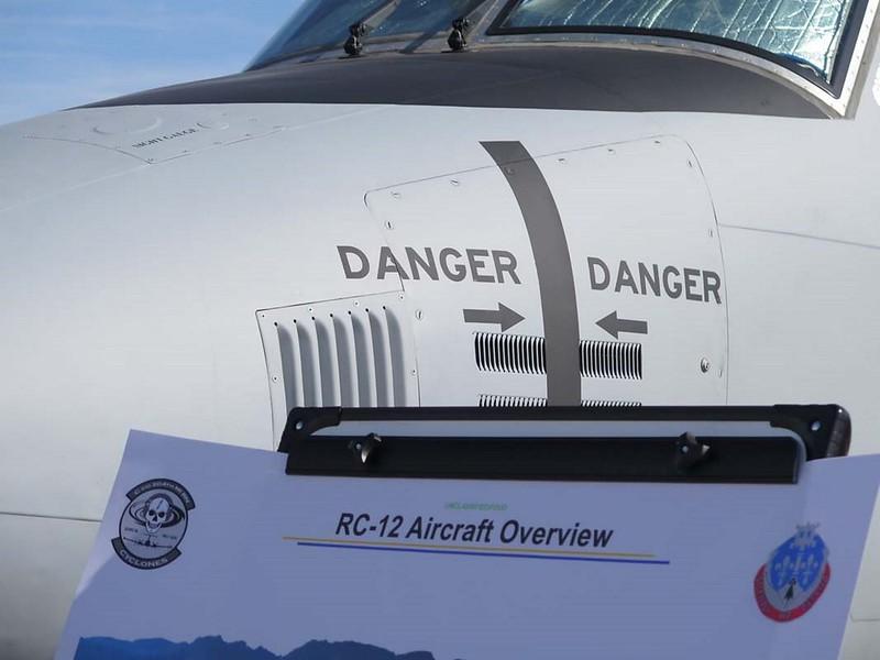 Beechcraft RC-12N Guardrail 8