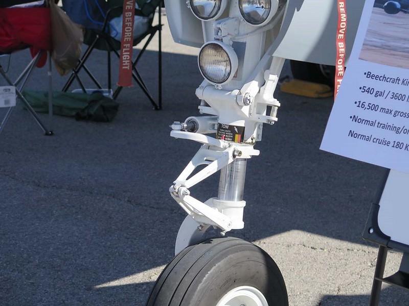Beechcraft RC-12N Guardrail 6