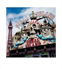 Coral Island. Blackpool.