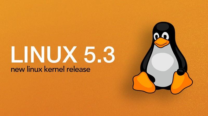 Linux 5.3核心釋出 支援AMD Navi系列、Intel Speed Select等功能