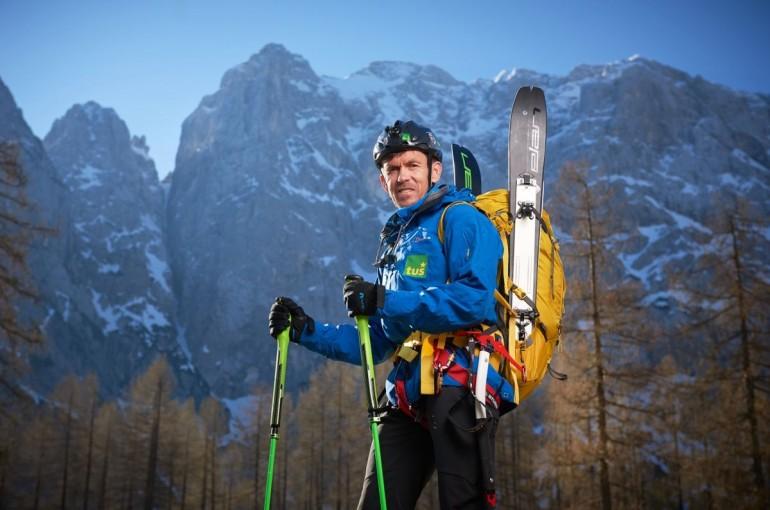 Davo Karničar - extrémní lyžař vypráví...