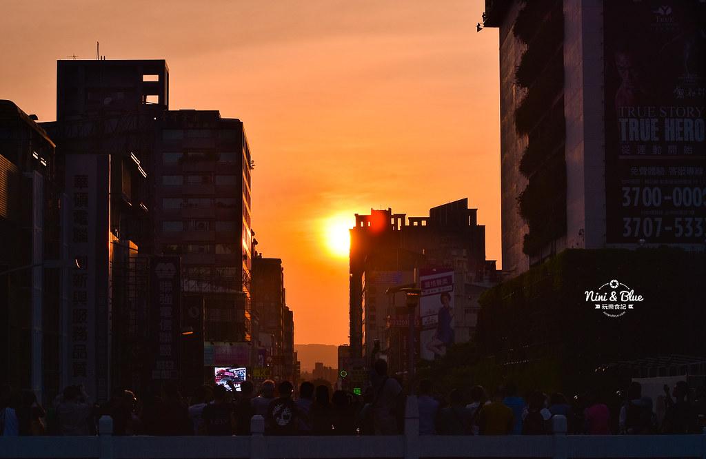 台中懸日曼哈頓公益路必拍美景09