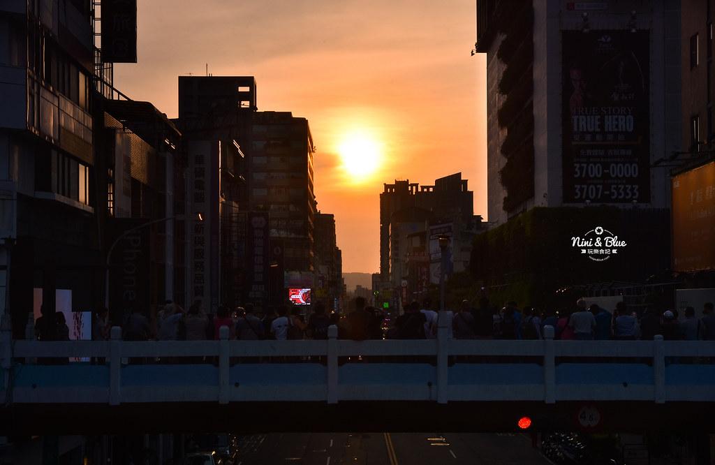 台中懸日曼哈頓公益路必拍美景08