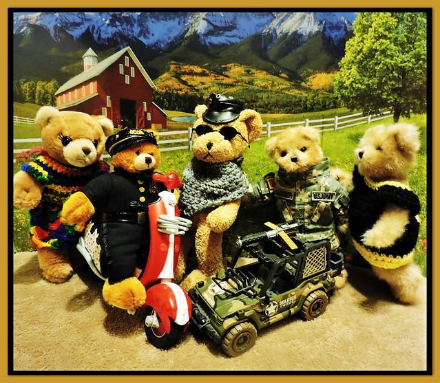 Happy Teddy Bear Tuesdays