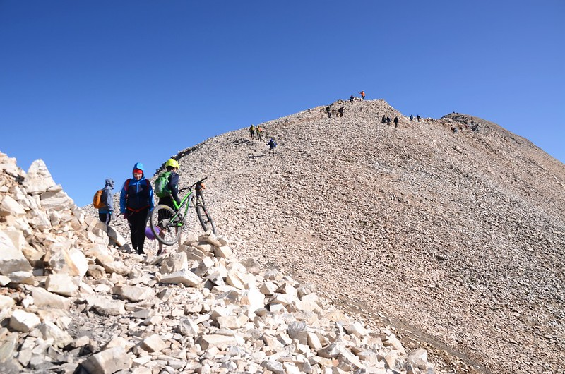 A small notch near 13,704 ft (4)