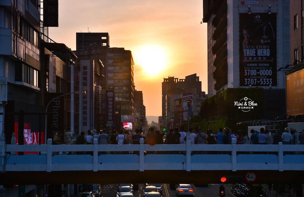 台中懸日曼哈頓公益路必拍美景07